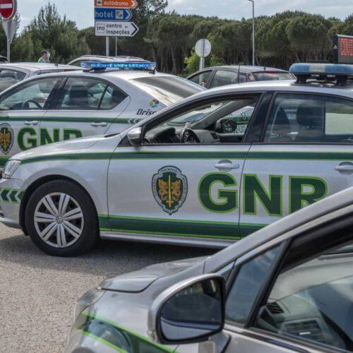 GNR com reforço policial para o jogo Tondela-FC Porto