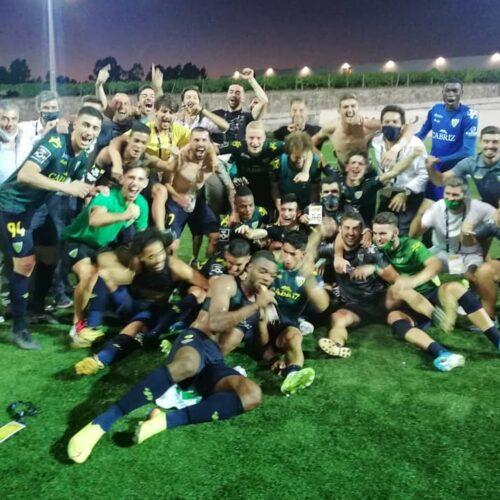 CD Tondela garante a manutenção na Primeira Liga
