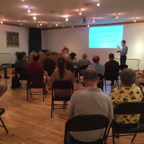 Município de Arganil promoveu sessão de esclarecimento sobre Plano de Gestão Florestal do projeto Floresta da Serra do Açor