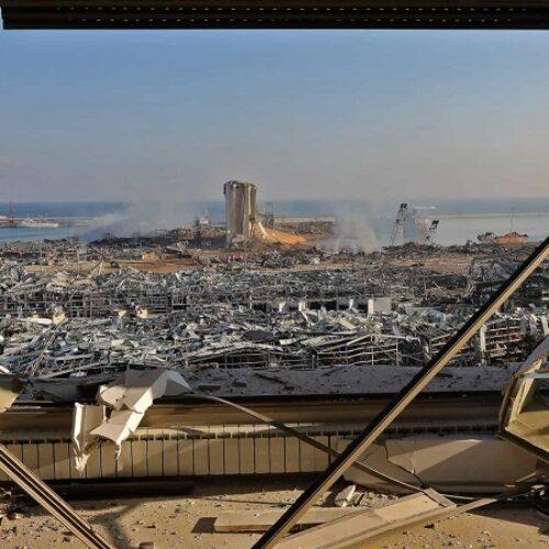 Mundo: Explosões provocaram mais de 100 de mortos e quatro mil feridos em Beirute