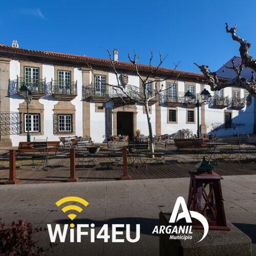 Câmara Municipal instala oito pontos de acesso wi-fi gratuito em Arganil e Côja